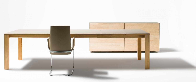 Freisteller, Möbel, Studio H8, T7, TEAM 7, Tisch