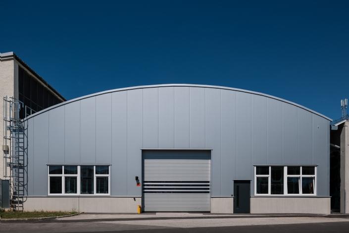 AF, Architektur, Firma, Halle, ILL, Peneder, Steyr